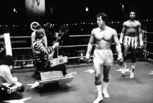 Rocky fue la primera película filmada con steadicam