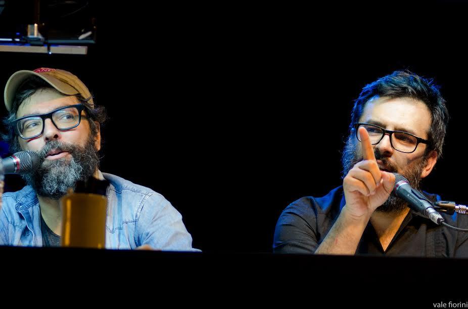 """""""Me divierto mucho con Alberto en el escenairo"""", dice Liniers"""